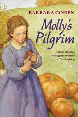 Molly's Pilgrim book