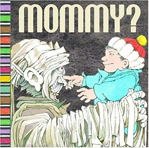 Mommy? book