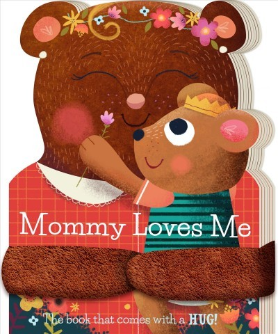 Mommy Loves Me book
