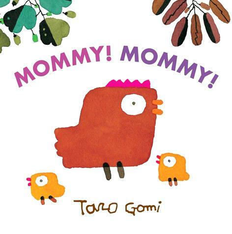 Mommy! Mommy! Book