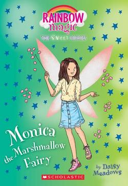 Monica the Marshmallow Fairy book