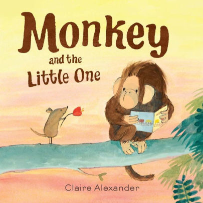 Monkey and the Little One book