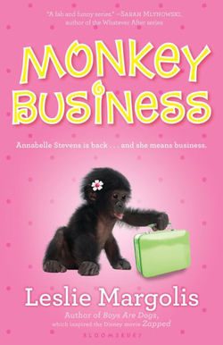 Monkey Business book