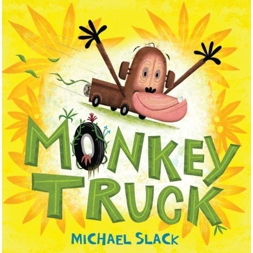 Monkey Truck book