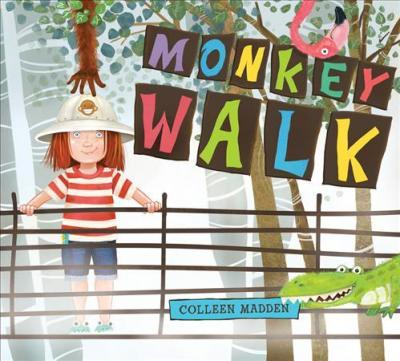 Monkey Walk book