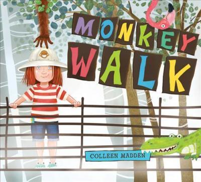 Monkey Walk book
