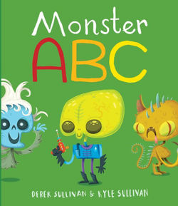 Monster ABC book