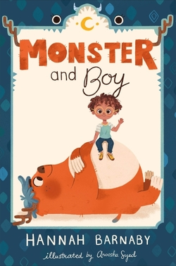 Monster and Boy book