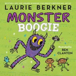 Monster Boogie book