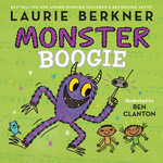Monster Boogie book