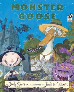 Monster Goose book
