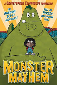 Monster Mayhem book