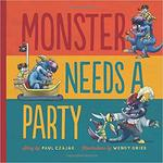Monster Needs a Party book