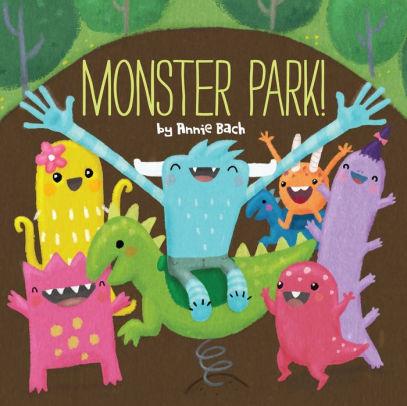 Monster Park! book