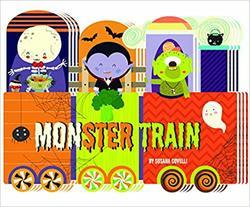Monster Train book