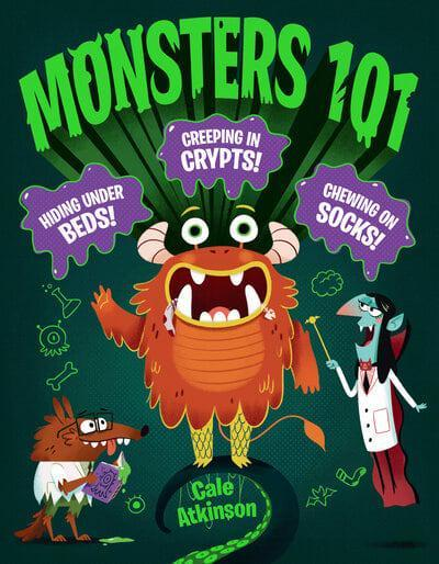 Monsters 101 book