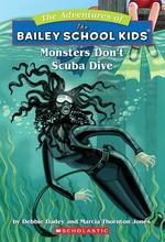 Monsters Don't Scuba Dive book