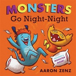 Monsters Go Night-Night book