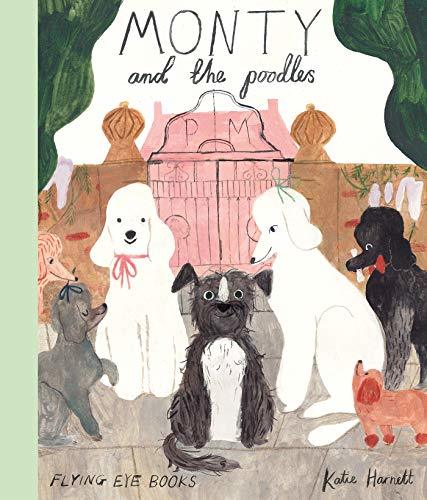 Monty and the Poodles book