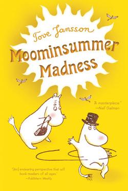 Moominsummer Madness book