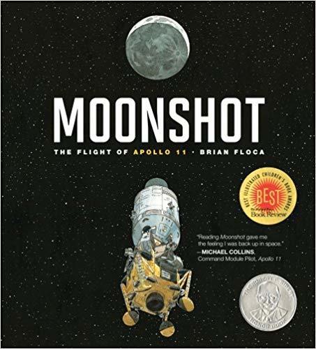 Moonshot: The Flight of Apollo 11 book