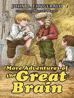 More Adventures of the Great Brain book