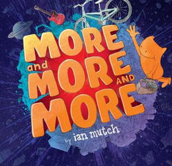 More and More and More book
