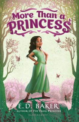 More Than a Princess book