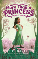 More Than a Princess book