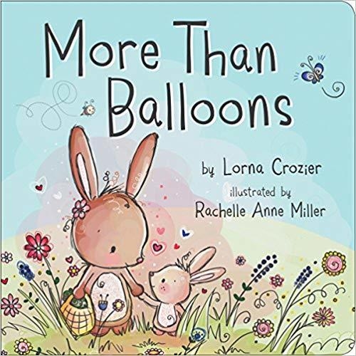 More Than Balloons book