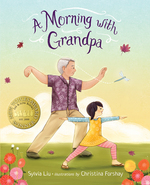 Morning with Grandpa book