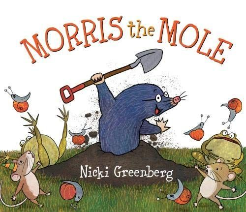 Morris the Mole book