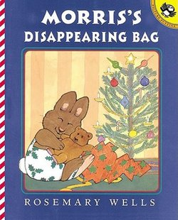 Morris's Disappearing Bag book