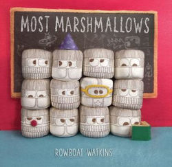 Most Marshmallows book