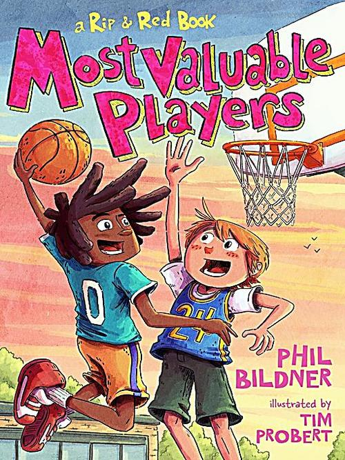 Most Valuable Players book