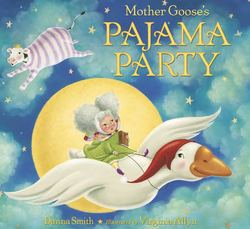 Mother Goose's Pajama Party book