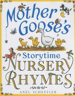 Mother Goose's Storytime Nursery Rhymes book