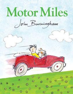 Motor Miles book
