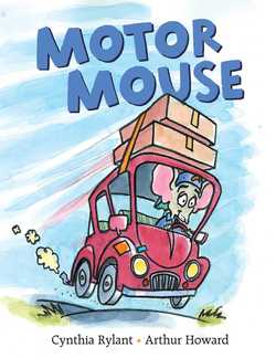 Motor Mouse book