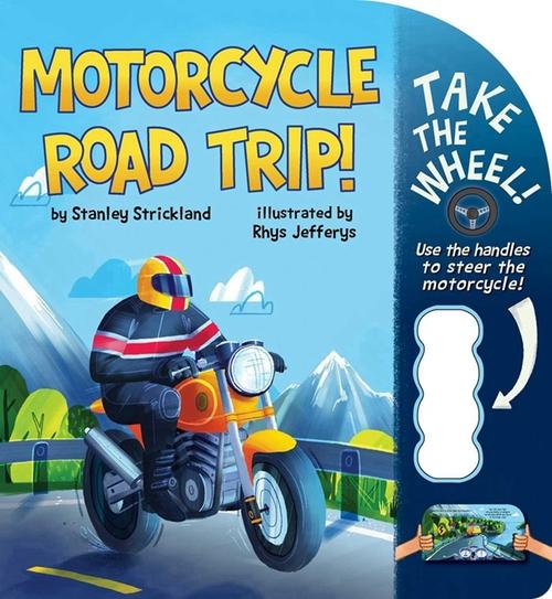 Motorcycle Road Trip! book