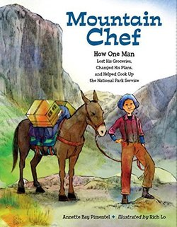 Mountain Chef book