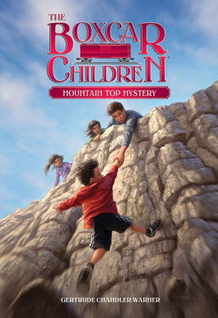 Mountain Top Mystery book