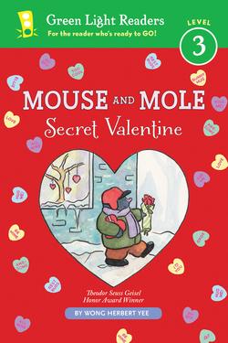 Mouse and Mole: Secret Valentine book