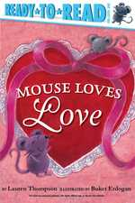 Mouse Loves Love book