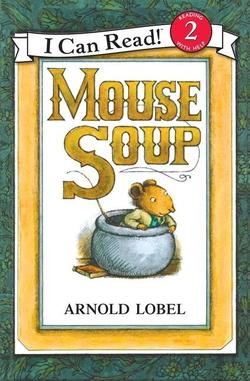 Mouse Soup book