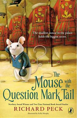Mouse with the Question Mark Tail book