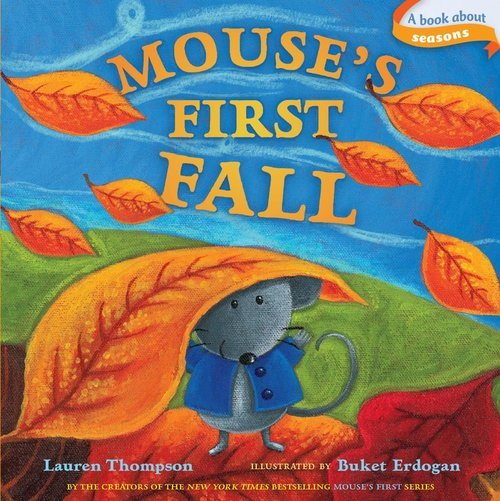 Mouse's First Fall Book