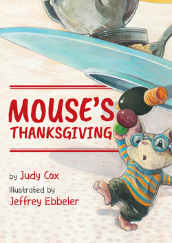 Mouse's Thanksgiving book