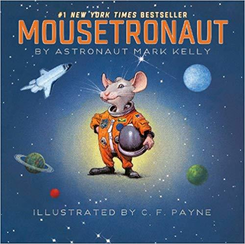 Mousetronaut book