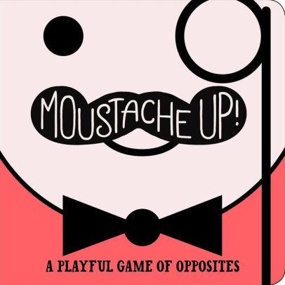 Moustache Up! book